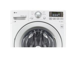 "LG 27"" 4.3 Cu. Ft. Front Load Washer (White)"