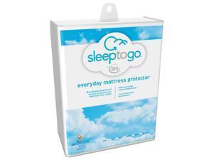 Serta Sleep to Go Everyday Mattress Protector - California King