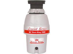Anaheim 2600 1/2 HP Garbage Disposal 2600 RPM