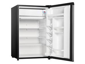 Danby  4.4 Cu. Ft. Stainless Compact All-Refrigerator