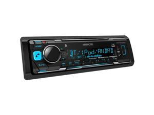 Kenwood CD Receiver with Bluetooth and Siri Eyes