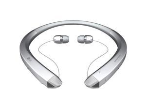 LG TONE INFINIM Wireless Stereo Headset - Silver