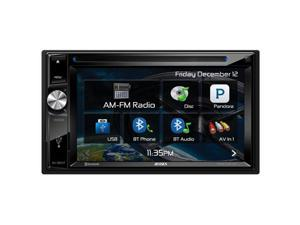 "Jensen 6.2"" A/V Receiver w/ DVD, Bluetooth, & USB"