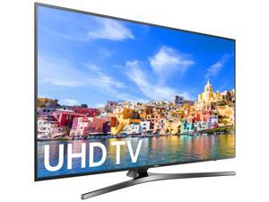 Samsung UN49KU7000FXZA 49-Inch 2160p 4K UHD Smart LED TV - Black (2016)
