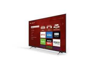 TCL 55UP130 55 Inch Premium 4K UHD 120Hz Smart LED Roku TV