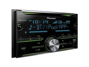 Pioneer 2-Din CD Receiver w/ enhanced Audio, ARC App, MIXTRAX, Bluetooth