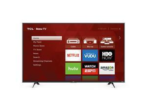 "TCL 43"" Roku Smart 1080p 120Hz LED FHD TV"