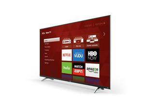 "TCL 49"" Roku Smart 1080p Clear Motion Index 120Hz LED UHDTV"