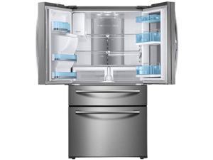 Samsung  27.8 Cu. Ft. Stainless Food ShowCase 4-Door French Door Refrigerator