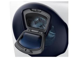 Samsung  4.5 Cu. Ft. White AddWash Front Load Washer