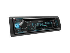 Kenwood  CD Receiver with Bluetooth, USB, and Aux Input