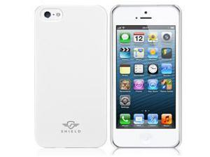 iShell Classic S3 for iPhone 5  Hard Back Cover. 9 Colors Collection.<Pearl White>