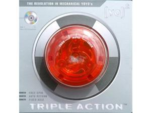 Active People YO2 Triple Action Yo-Yo - Red
