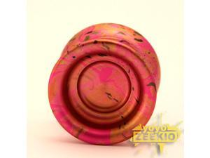 yoyo Zeekio and Twisted Stringz Collaboration-Aftermath Apocalypse Yo-Yo-Nuclear