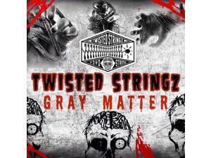 Twisted Stringz Gray Matter Signature Yo-Yo Strings - 100 Pack