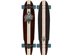 Globe Arcadia Complete Cruiser Skateboard - 9.5x36 Red