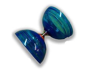 Sundia Shining Series Diabolo - Triple Bearing - Crystal Blue