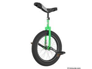 "Nimbus 19"" Trials Unicycle - Neon Green"