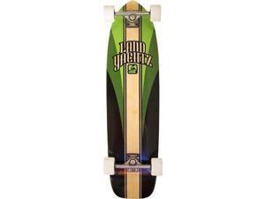 "Landyachtz Bamboo Totem 41"" Complete Longboard - 10x41"