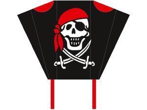 HQ Kites Pocket Sled Single Line Kite - Jolly Roger