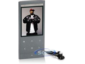 "Coby MP768-4GBLK 4GB 2.4"" Touchpad Video MP3 Player with Speaker and Camera - Black"