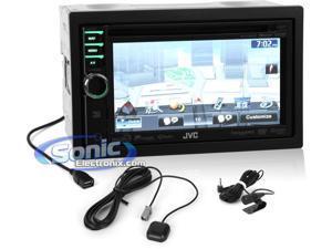 JVC KW-NT500HDT