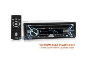Sony MEX-XB100BT 100 Watt Hi-Power Single DIN Receiver With Bluetooth