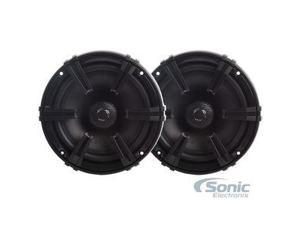 "MB Quart DK1-113 50 Watts Peak Power 5.25"" Coaxial With .75"" Titanium Dome Tweeter"