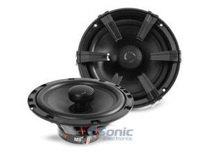 "MB Quart DK1-116 70 Watts Peak Power 6.5"" Coaxial With .75"" Aluminum Dome Tweeter"