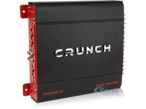 Crunch PX Series 1000w 4CH Amplifier PX10004