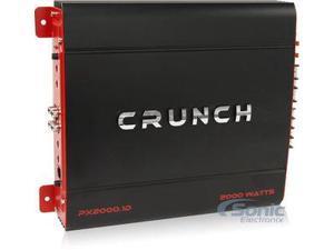 Crunch PX Series 2000w D-Class Amplifier PX20001D