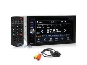 "BOSS Audio BVNV9384RC In-Dash Double-DIN 6.2"" Touchscreen Monitor  with Navigation Bluetooth DVD Player"