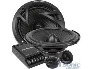 Power Acoustik Ef-60c 6.5in 2 Way Component Set