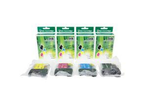 4pk Compatible Ink Cartridge for Brother LC103 Cartridge DCP-J152W, MFC-J245, J285DW, J4310DW, J4410DW, J450DW, J4510DW, J4610DW, J470DW, J4710DW, J475DW, J650DW, J6520DW, J6720DW, J6920DW, J870DW, J8