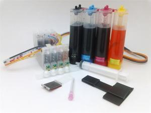 Continuous Ink Supply System For EPSON C68 C88 C88+ CX3800 CX3810 CX4200 CX4800 CX5800 CX5800F CX7800 Inkjet Cartridge Cartridges CISS CIS
