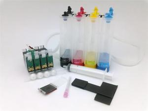 EMPTY Continuous Ink Supply System for Epson Workforce WF Printers Cartridge Cartridges CIS CISS