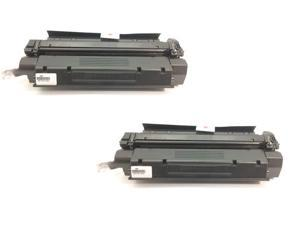 Cisinks ® 2 Pack Compatible Canon X25 X-25 (8489A001AA) High Yield Black Laser Toner Cartridge for Imageclass MF3110 MF3111 MF3112 MF3240 MF530 MF5550 MF5650 MF5730 MF5750 MF5770 MF3220 MF3240 MF5630