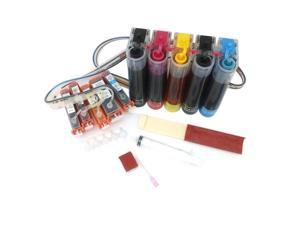 Cisinks ® Continuous Ink Supply System for Canon Pixma IP3600 MP560 MP620 MX860 CISS CIS