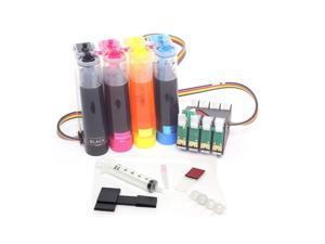 Cisinks ® Continuous Ink Supply System for Epson Workforce WF 60 545 630 633 635 645 840 845 3520 3540 7510 7520 CIS CISS Cartridge Cartridges