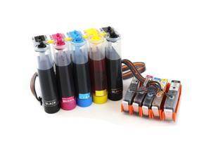 Cisinks ® Continuous Ink Supply System HP 564/564XL for PhotoSmart C309a C309g C410a B209a B210a D5445 D5460 C6340 C6380 C6350 7520 CISS CIS
