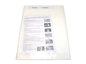 Cisinks ® 20 Sheets A3 Dark Fabric Inkjet Heat Transfer Paper 12x16.5