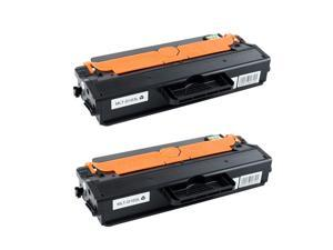 Cisinks ® 2 Pack Compatible Samsung MLT-D103S Black High Yield Laser Toner Cartridge For ML-2955DW ML-2955ND SCX-4729FD SCX-4729FW