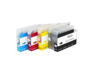Refillable Ink Cartridge For HP 932/933 Officejet 6100 6600 6700 7110 7610 7612
