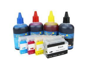 Refillable Ink Cartridge KIT For HP 932/933 Officejet Pro 6100 6600