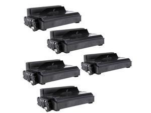Cisinks ® 5 Pack Compatible Samsung MLT-D203L Black Laser Toner Cartridge