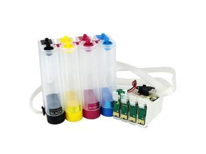 Cisinks ® Empty Continuous Ink Supply System for Epson Expression XP-310 XP-410 CISS CIS Printers