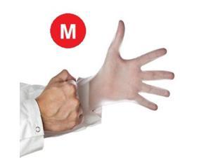 Medical Exam Gloves Vinyl Powder Free 5 mil Medium Disposable 6000 pcs = 6 Cases
