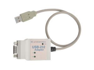 Advanced USB to RS232 Adapter – USB232