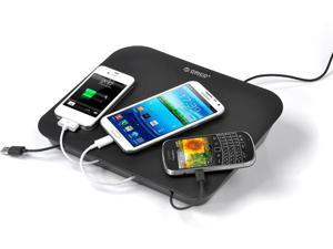 ORICO DCS-116U 4-Port 5V1A & 5V2.1A USB Charging Station for iPhone Cell Phones and Tablets