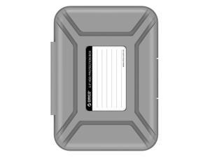 "ORICO PHX-35 3.5-inch HDD Protector, Ultimate Villa For 3.5"" Hard Disk Drive , 3.5 Inch Protective Box/Storage Case, Anti-Static/Anti-Drop/Anti-Shake/Water ..."